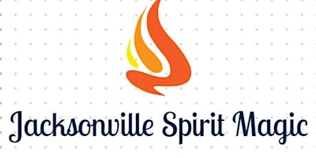 Secret Jacksonville Spirit Magic Ceremony Signup tickets