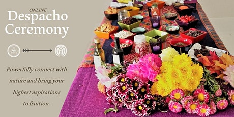 Global Despacho Ceremony for Pachamama tickets