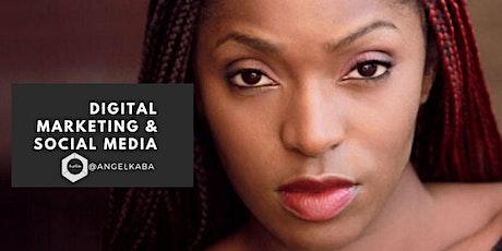 Learn the basics of digital marketing & social media tickets