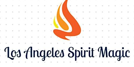 Secret Los Angeles Spirit Magic Ceremony Signup tickets