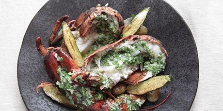 Surf&Turf Dinner by HYSSOP at the island of Marken tickets
