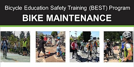 Bike Maintenance - Online Class (PMJ + SCAG Go Human) tickets
