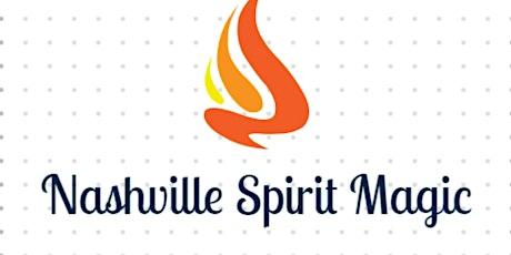 Secret Nashville Spirit Magic Ceremony Signup tickets