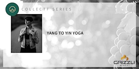 Collectif Series:  Yin/Yan Yoga tickets