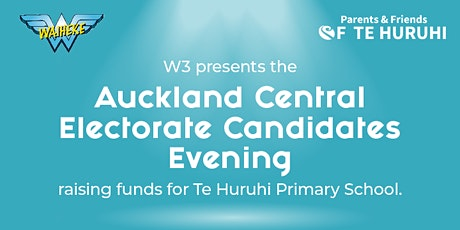 An Evening with Auckland Central Electorate Candidates, Waiheke Island tickets