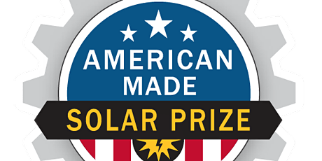 American Made Solar Prize Challenge Speaker Series - featuring Frank Yang tickets