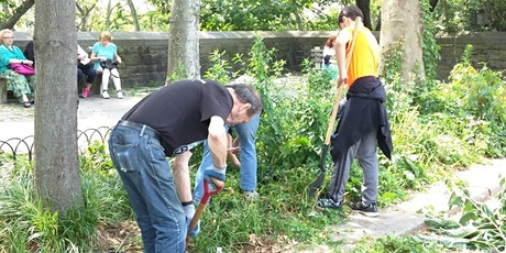 8/16 Fort Tryon Park Beautification Day tickets