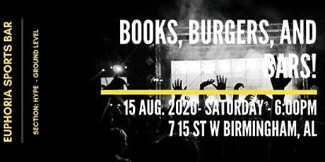 Books Burgers & Bars Music Fest tickets