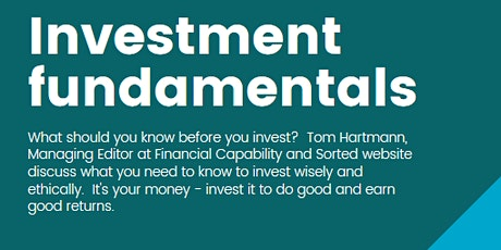 Investing Fundamentals - What you should know before you invest. tickets