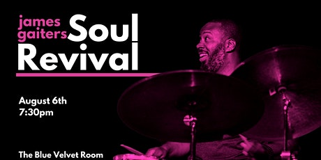 Soul Revival at The Blue Velvet Room tickets