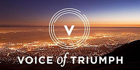Copy of Voice of Triumph's Sunday  Service! tickets