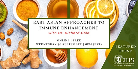 East Asian Approaches to Immunce Enhancement tickets