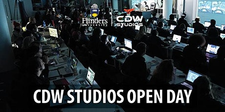 CDW Studios Open Day tickets