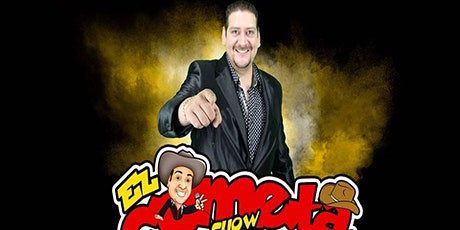 Show Comedia con el Cometa entradas