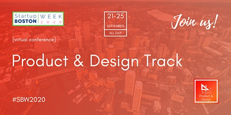 Product & Design Track tickets