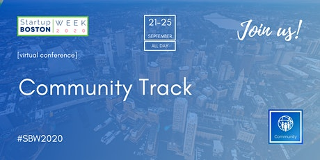 Community Track tickets