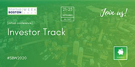 Investor Track tickets