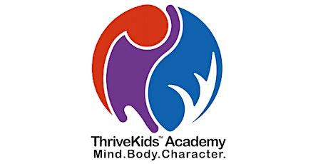 ThriveKids Academy Pilot Program tickets