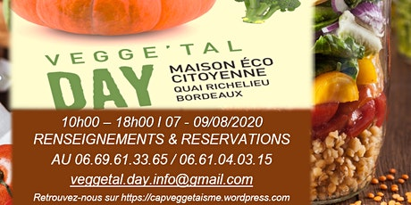 VEGGETAL' DAY billets