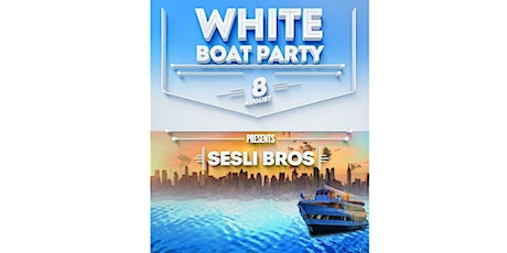 White Boat Party tickets