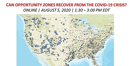 Can Opportunity Zones Recover from the COVID Crisis? tickets