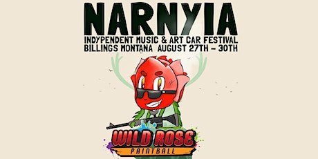 Wild Rose Paintball at Narnyia tickets