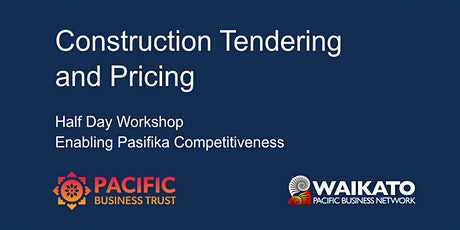 HAMILTON | Construction Pricing and Tendering tickets