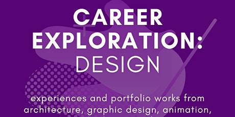 Career Exploration Seminar: Design Related Careers tickets