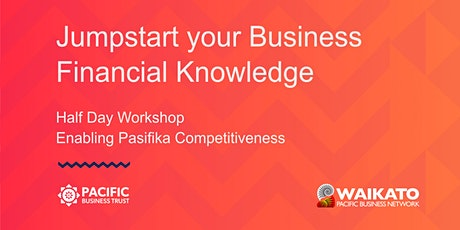 HAMILTON | Jumpstart your Business Financial Knowledge tickets