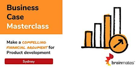 Business Case  Master Class - Online Classroom tickets