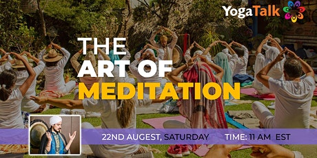 The Art of Meditation with Siri tickets