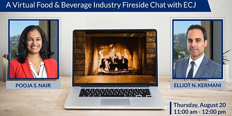 A Virtual Food & Beverage Industry Fireside Chat with ECJ tickets