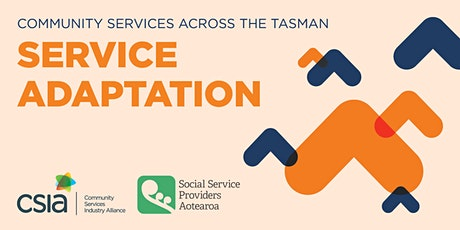 Community Services across the Tasman series - Service Adaptation and Design tickets