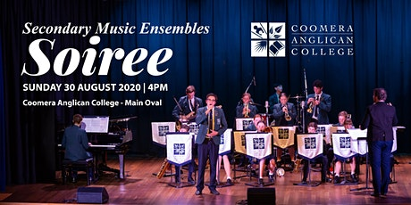Coomera Anglican College Secondary Ensembles Soiree tickets