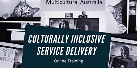Culturally Inclusive Service Delivery tickets