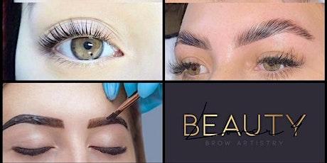Beauty Trends: Lash Lift/Tint, Brow Lamination, Henna Brows (Atlanta, GA) tickets