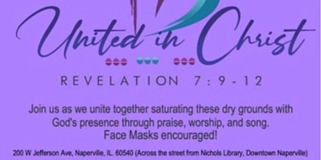 United in Christ tickets