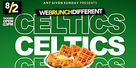 WE BRUNCH DIFFERENT - SUNDAY BRUNCH W/ TOI tickets