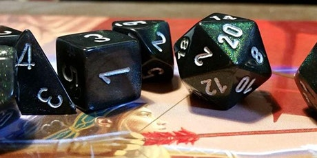 Intro to Dungeons & Dragons for Teens (12 - 17) tickets
