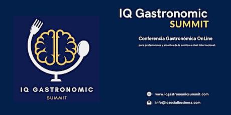 IQ Gastronomic SUMMIT billets