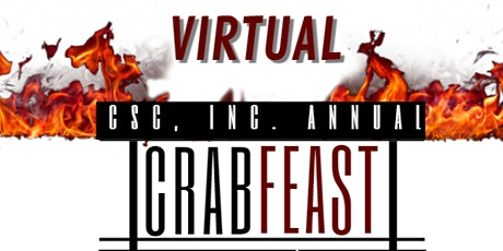 CSC Annual Crab Feast 2020 tickets
