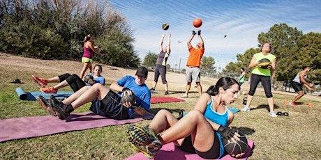 *FREE* Outdoor Renfrew fitness class (HIT) tickets