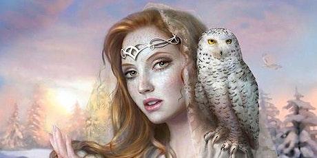 Awakening Lilith: : Online Shamanic Breathwork  Into Your Wild Woman tickets
