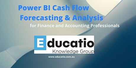 Power BI Cash Flow Forecasting and Analysis tickets