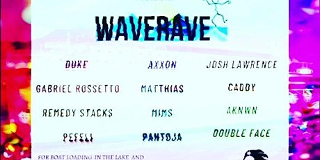Wave Rave tickets