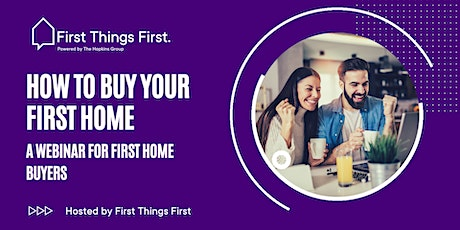 First Home Buyers Reality Check - Live Webinar tickets