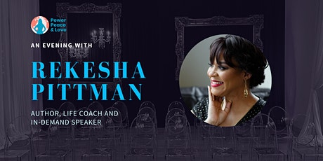 An Evening with: Rekesha Pittman tickets