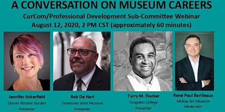 A CONVERSATION ON MUSEUM CAREERS tickets