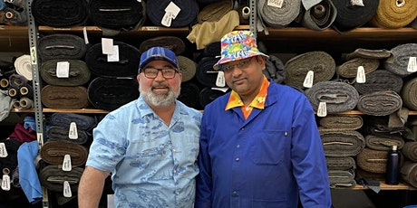 Hat Making Workshop at Hills Hats tickets