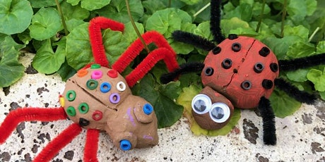 Clay Bugs & Creepy Crawlies tickets